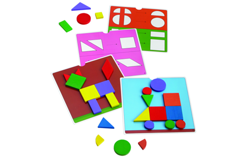 Playful Patterns Heirloom Edition by Discovery Toys